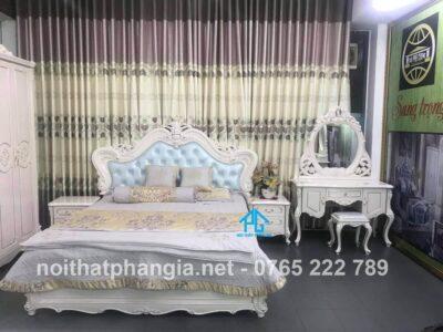 hải nam nội thất phòng ngủ gỗ giá tốt Vĩnh Lợi