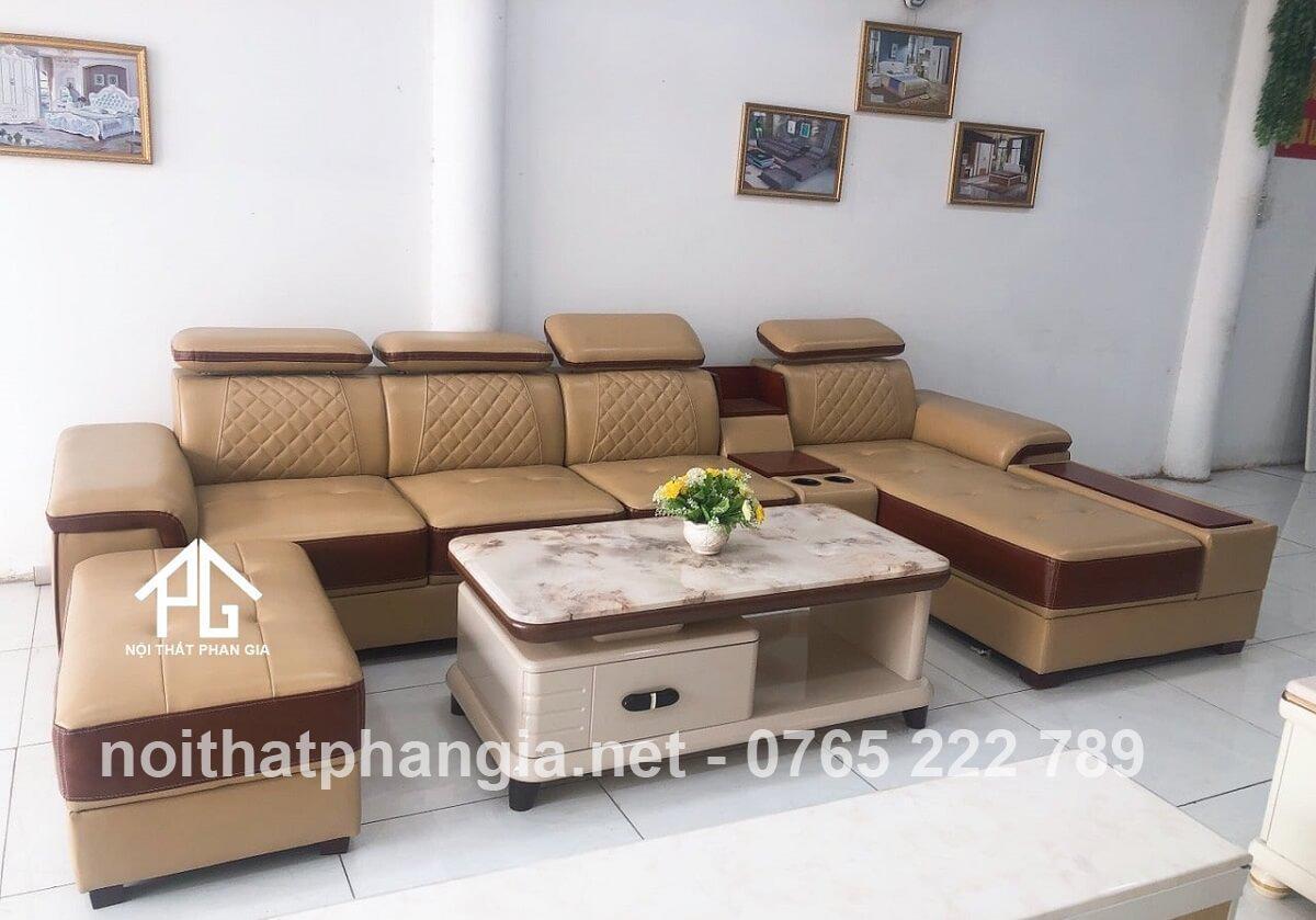 kích thước sofa văn phòng chuẩn