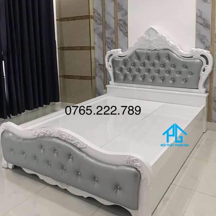 mua bán giường tủ gỗ tân cổ điển;