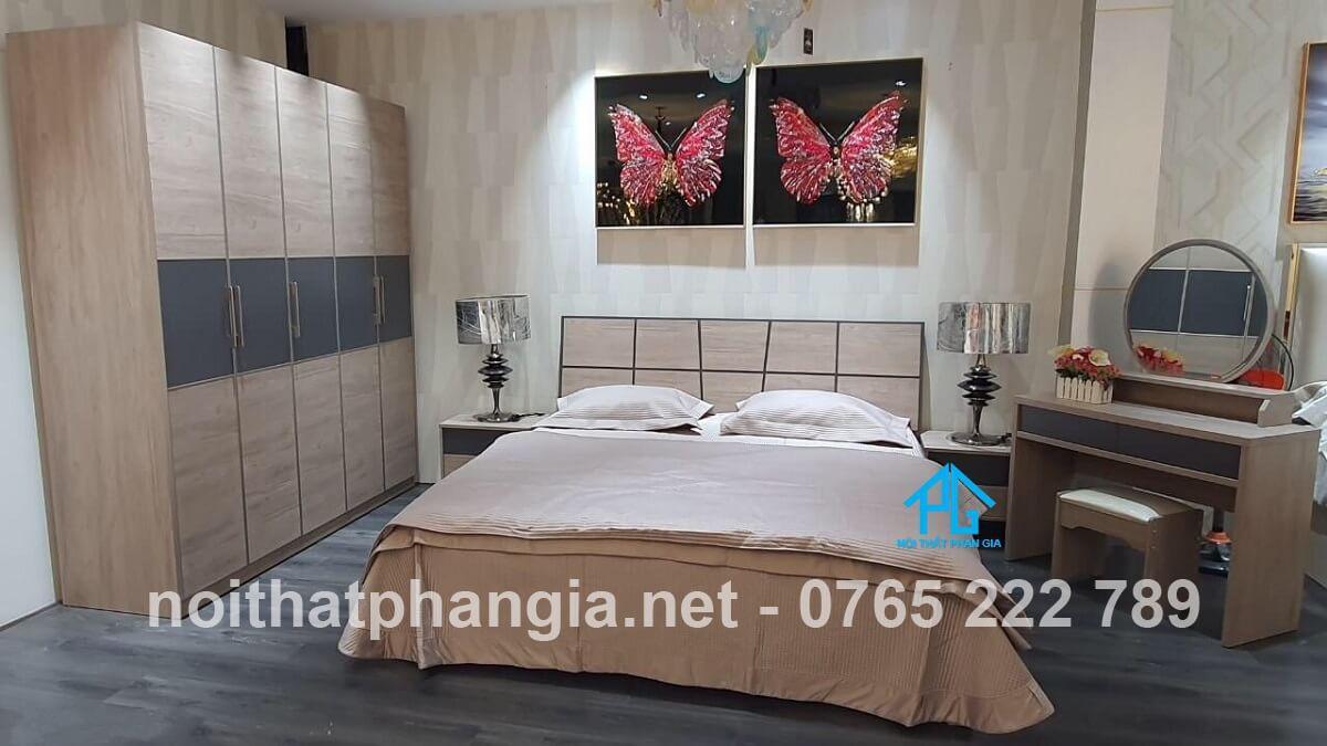 Nội thất Đồ Gỗ Bù Đốp - giường tủ gỗ tự nhiên Bù Đốp