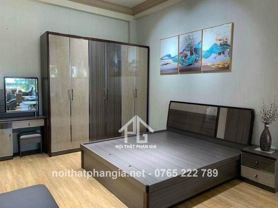 Nội thất Mắt Xanh - giường tủ phòng ngủ chất lượng Bình Phước