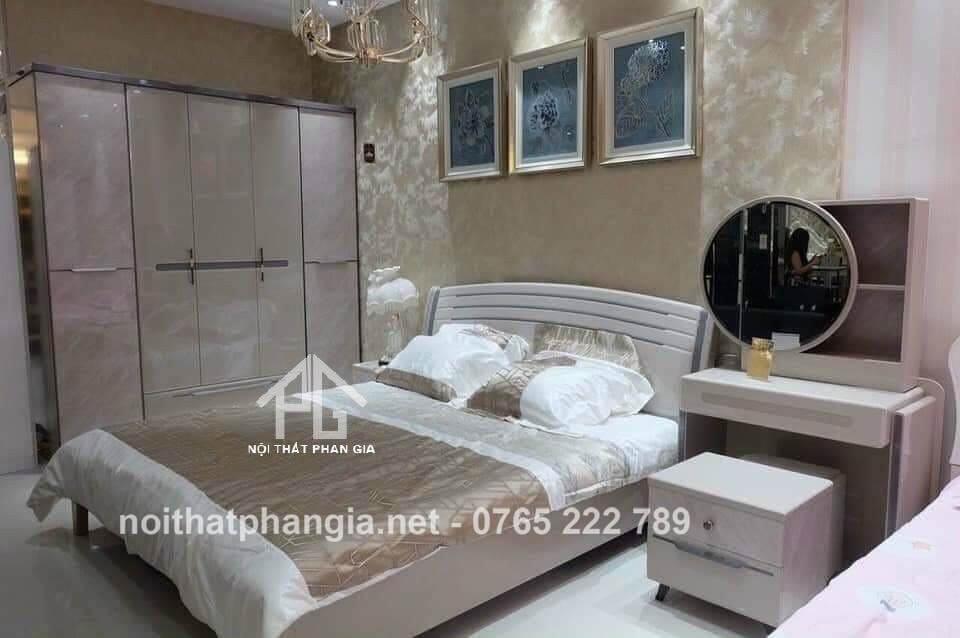 Nội thất nhà Xinh - giường tủ gỗ cao cấp Đồng Xoài