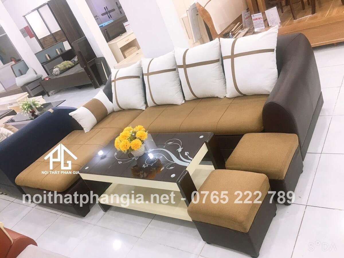 sofa bộ văn phòng cao cấp