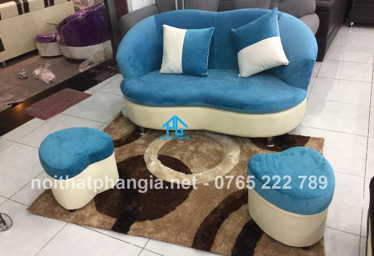 sofa lười cho phòng ngủ đẳng cấp