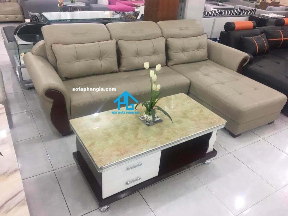 sofa nhập khẩu hàn quốc sang trọng;