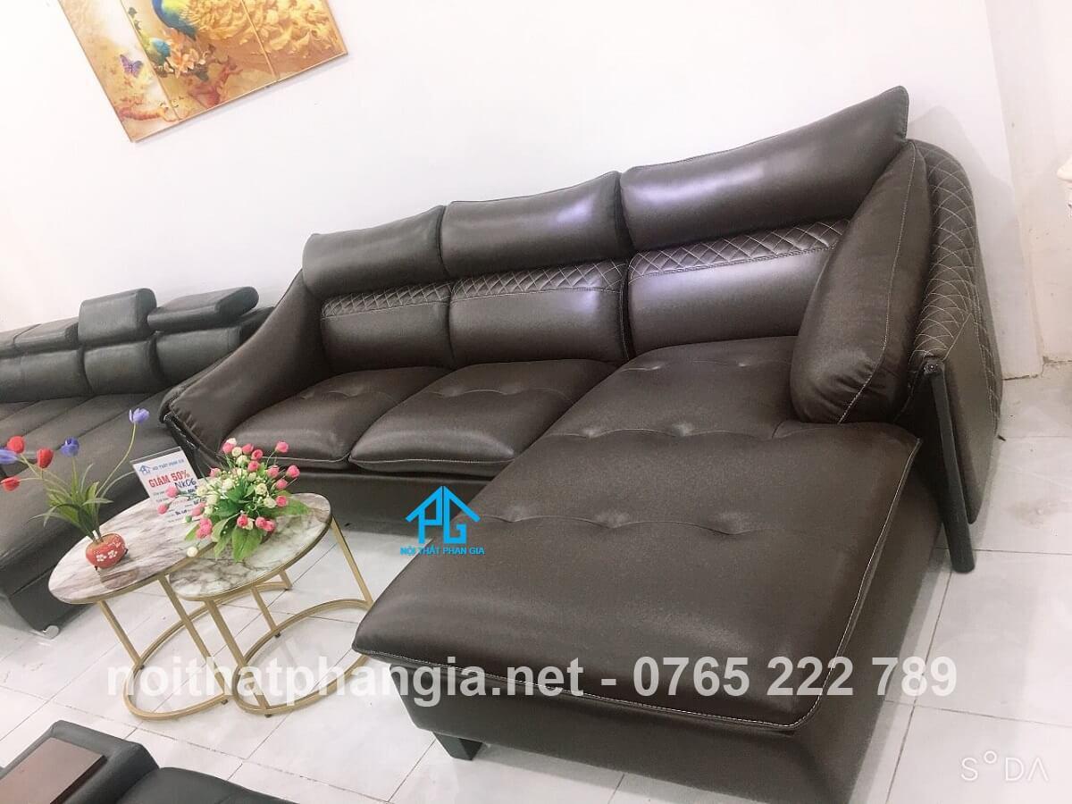 sofa văn phòng cao cấp phan gia