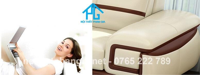 tay vịn cứng cáp của sofa E226