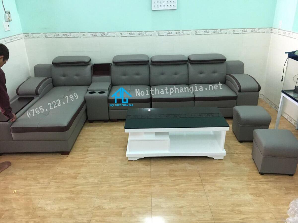top 5 mẫu sofa da nhập khẩu ưa chuộng việt nam;