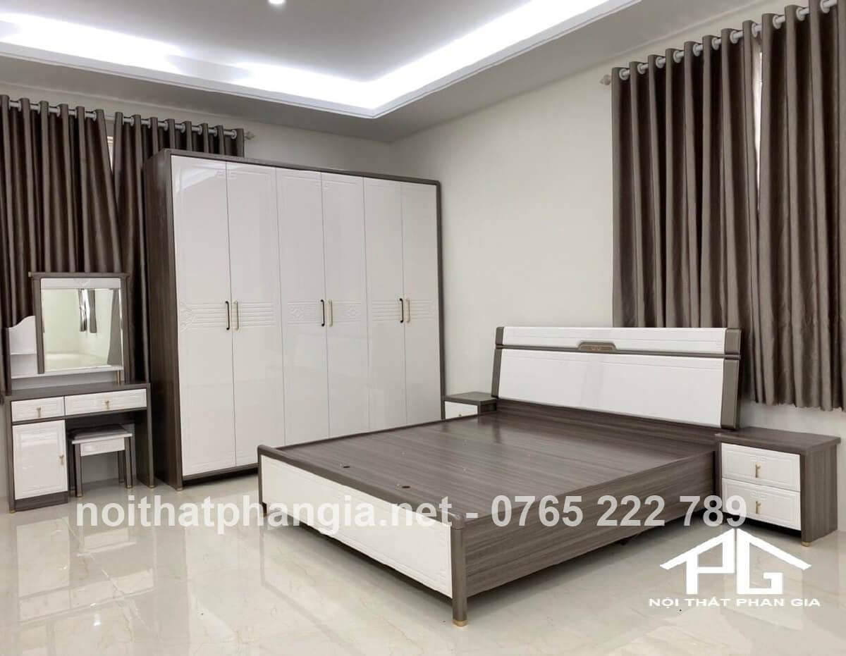 Văn Duẩn - nội thất phòng ngủ gỗ Bình Long