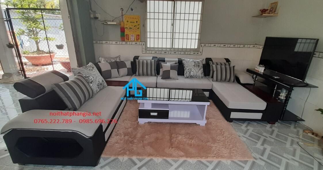 bí quyết chọn mua ghế sofa vải chuẩn;