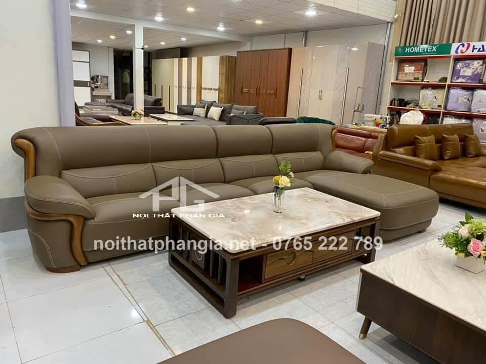 lưu ý khi mua sofa da giá rẻ;