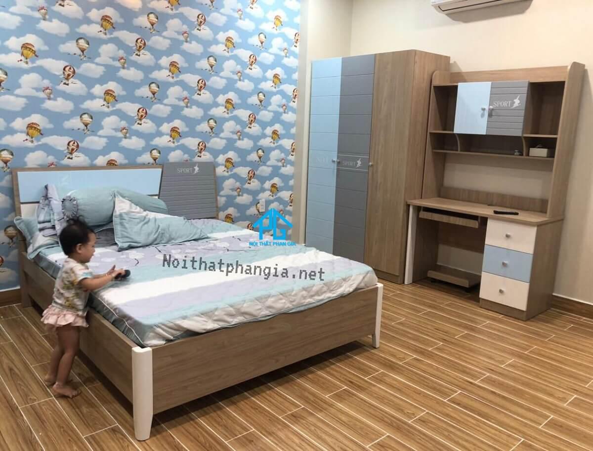 Nội thất Chấn Hưng - cung cấp giường tủ Đức Hòa