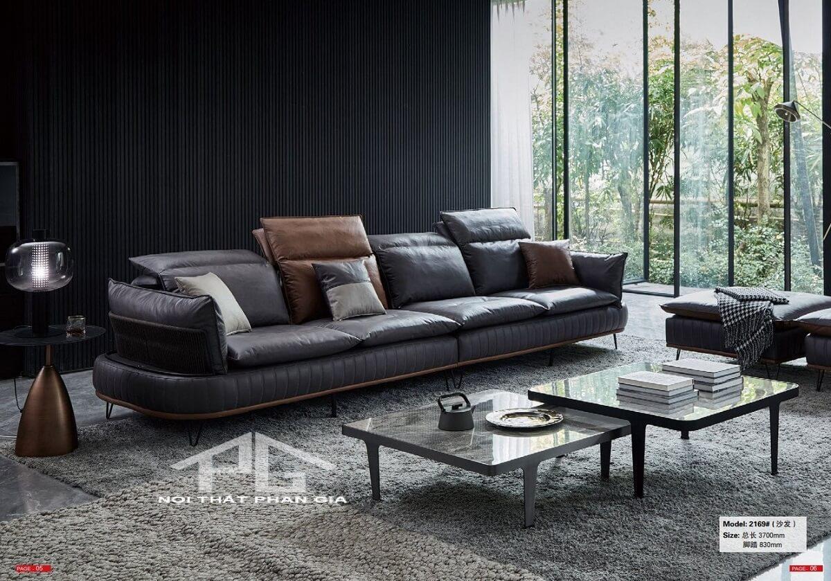 Sofa băng nhập PG2169