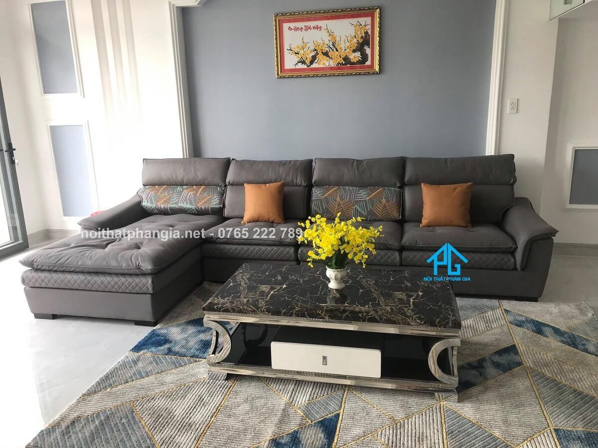 sofa da bò nhập khẩu malaysia hàng đầu;