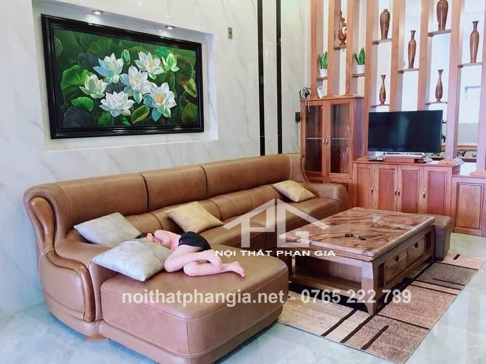 sofa da cao cấp nhập khẩu tphcm;