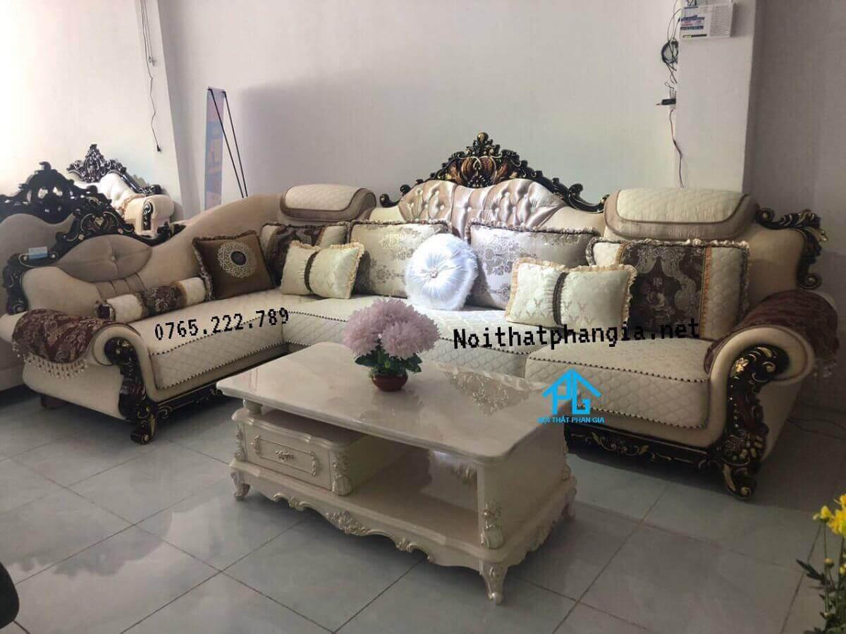 sofa tân cổ điển giá rẻ tphcm