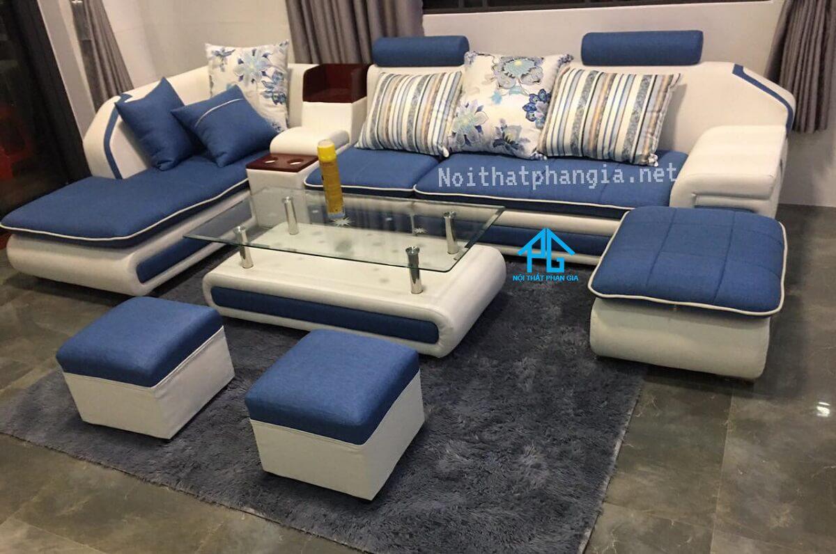 Kinh nghiệm mua sofa vải tốt cho phòng khách