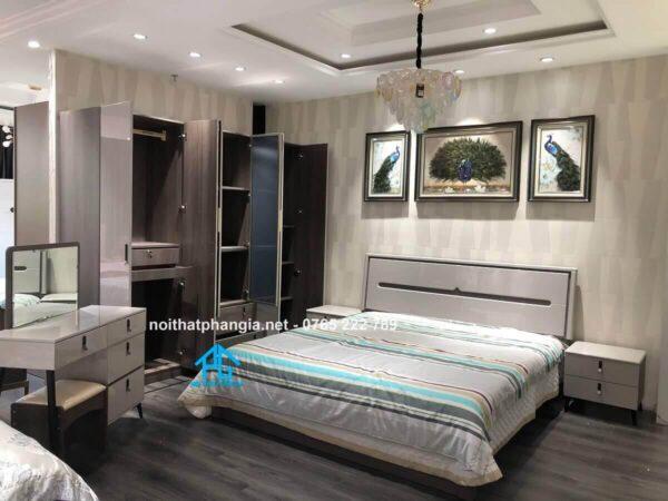 Cơ sở đồ gỗ Hà Phát - cung cấp giường ngủ gỗ cao cấp