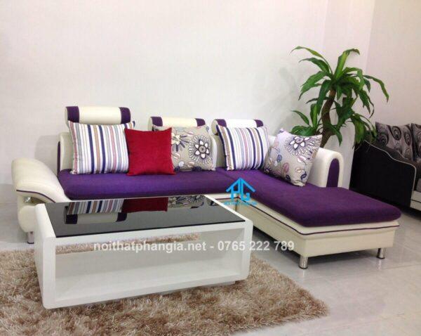 kích thước sofa quán cafe