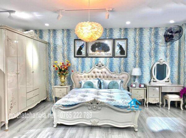 Nội thất Ngọc Phi - giường tủ phòng ngủ giá rẻ