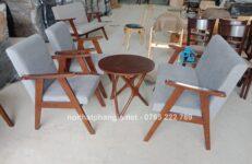 Sofa cafe - Sự lựa chọn hoàn hảo cho không gian quán