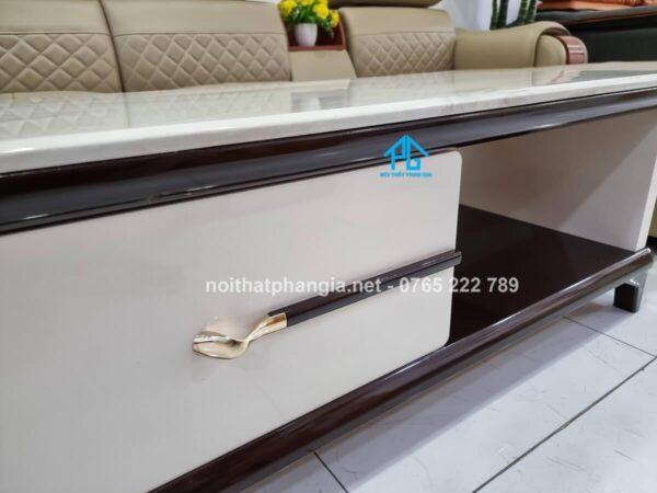 bàn trà sofa mặt đá bt251 giá rẻ