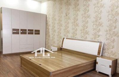 Nội thất Phan Gia - giường tủ nhập khẩu Trà Vinh