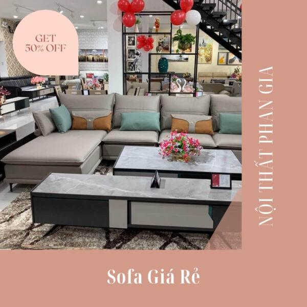 sofa giá rẻ phan gia