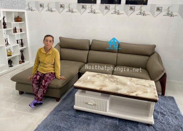 sofa mini cho căn hộ nhỏ