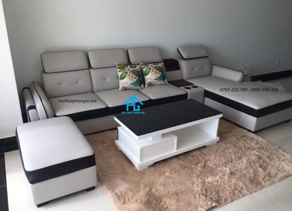top sofa da thật đẹp giá rẻ