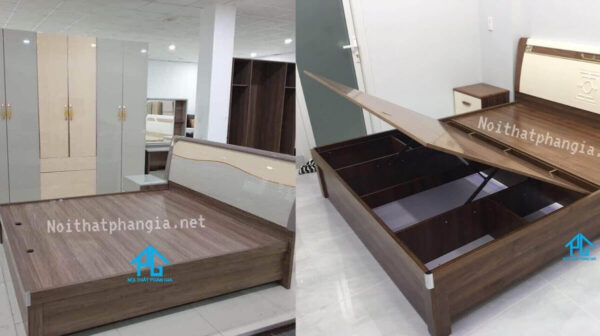 Tấm phản giường nguyên khối