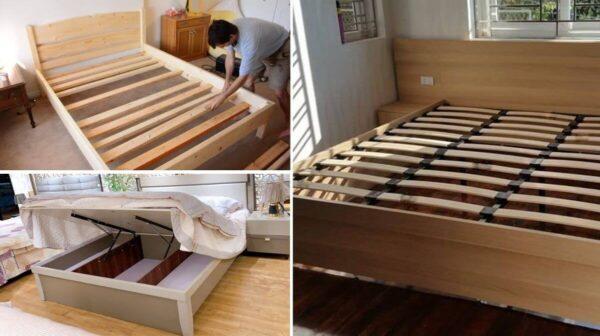 3 kiểu thang giường gỗ công nghiệp phổ biến