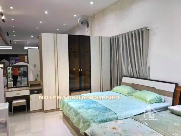 giường tủ gỗ vĩnh long