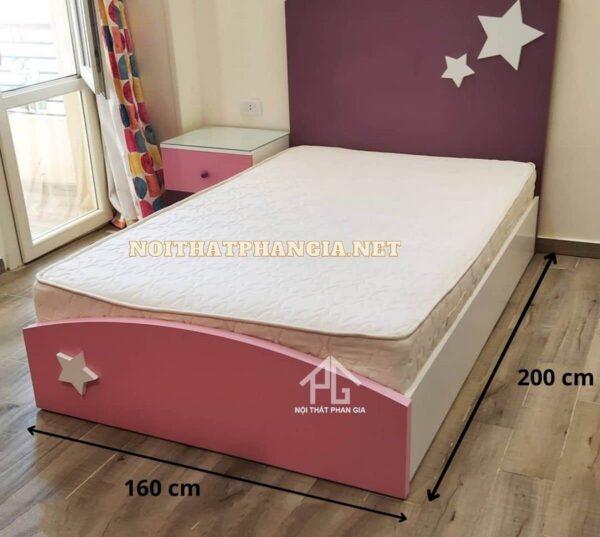 kích thước giường queen cho bé