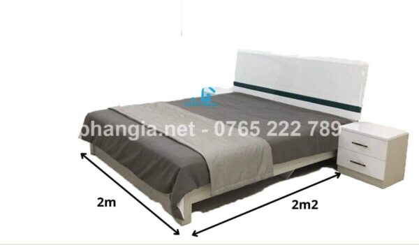 kích thước giường super king size theo phong thủy