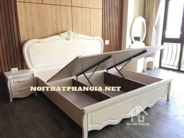 lưu ý khi mua giường ngủ gỗ